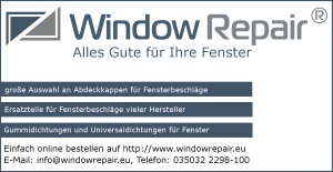 Logo Window Repair