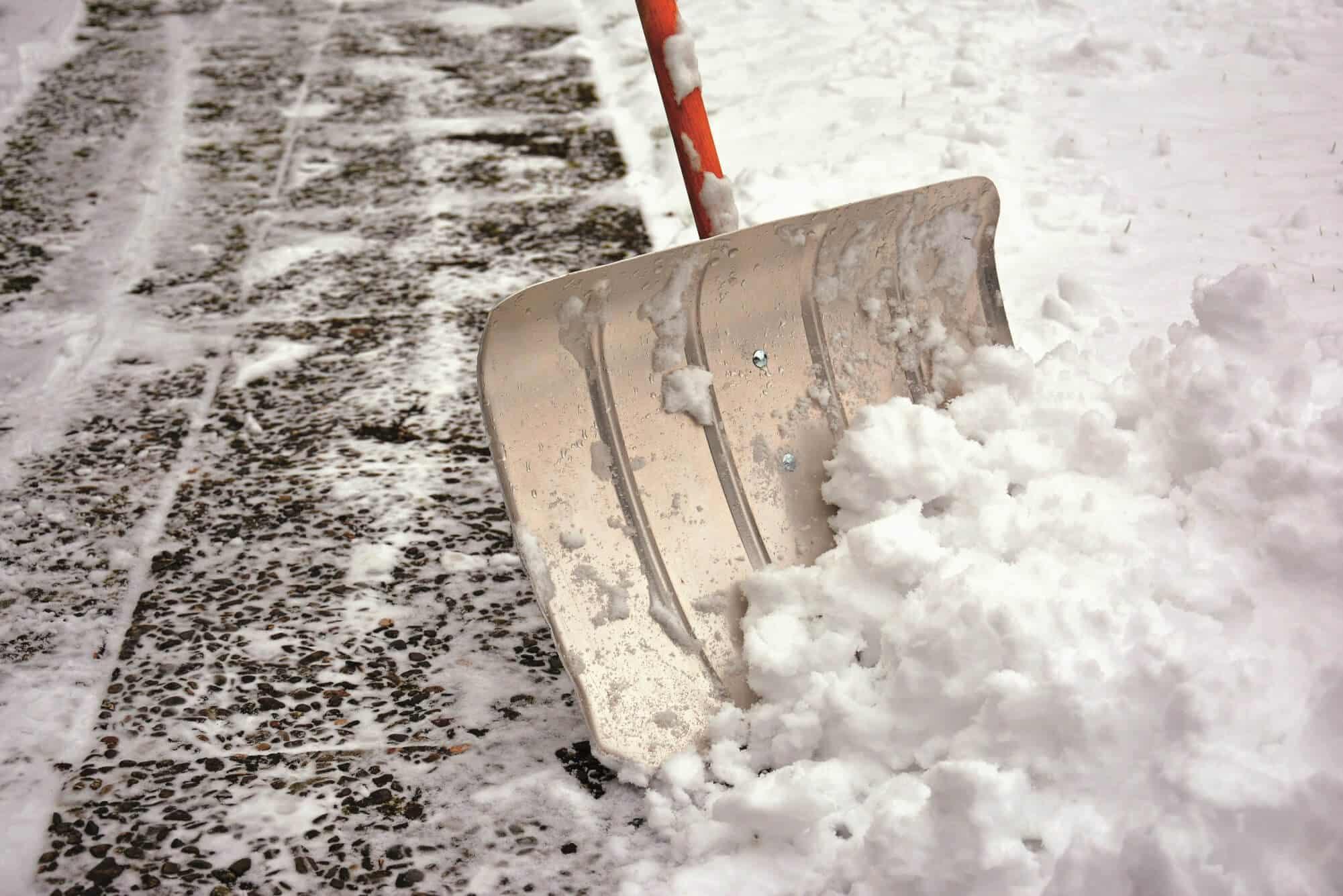 Im Winterdienst sicher bleiben!